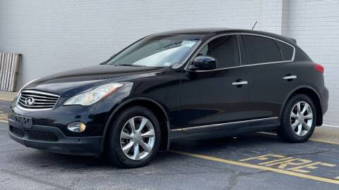2008 Infiniti EX35 for sale at Carland Auto Sales INC. in Portsmouth VA