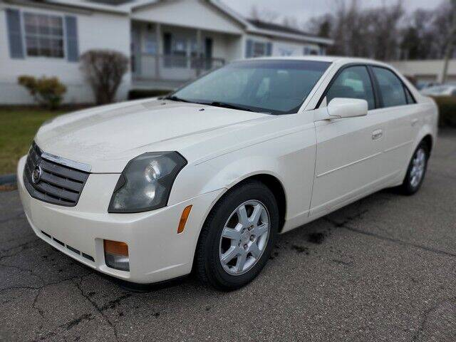 2005 Cadillac CTS for sale at Paramount Motors in Taylor MI