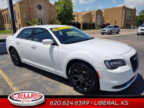 2020 Chrysler 300 for sale at Lewis Chevrolet Buick of Liberal in Liberal KS