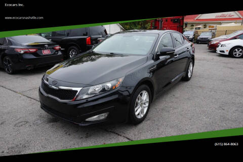 2012 Kia Optima for sale at Ecocars Inc. in Nashville TN