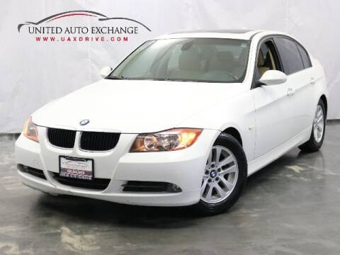 2006 BMW 3 Series for sale at United Auto Exchange in Addison IL