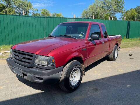 2001 Ford Ranger for sale at BD Auto Sales in Richmond VA