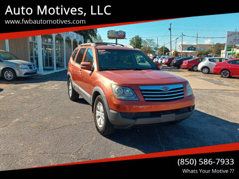 2009 Kia Borrego for sale at Auto Motives, LLC in Fort Walton Beach FL