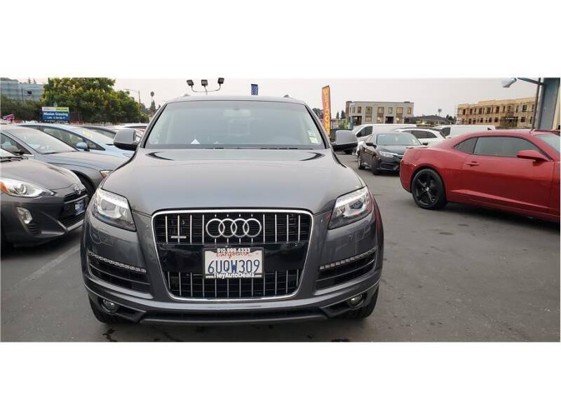 2012 Audi Q7 for sale at AutoDeals in Hayward CA