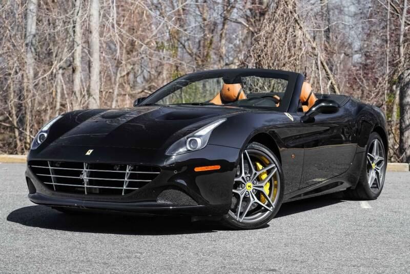 2016 Ferrari California T for sale at Vantage Auto Wholesale in Lodi NJ