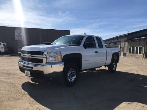 2007 Chevrolet Silverado 2500HD for sale at Crown Motor Inc in Grand Forks ND