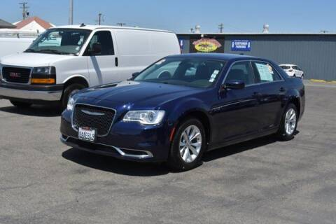 2016 Chrysler 300 for sale at Choice Motors in Merced CA