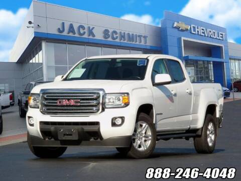 2019 GMC Canyon for sale at Jack Schmitt Chevrolet Wood River in Wood River IL