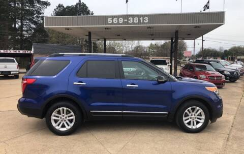 2013 Ford Explorer for sale at BOB SMITH AUTO SALES in Mineola TX