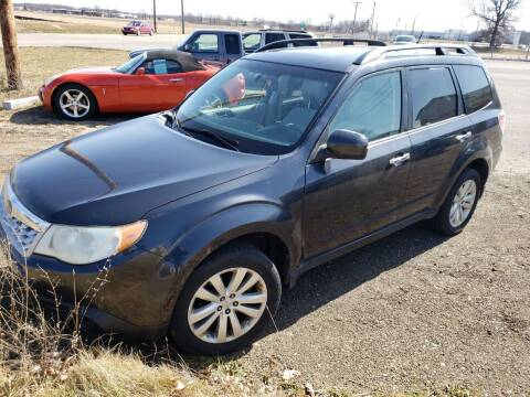 2011 Subaru Forester for sale at A+ Family Auto in Marshall MI