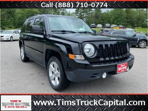 2015 Jeep Patriot for sale at TTC AUTO OUTLET/TIM'S TRUCK CAPITAL & AUTO SALES INC ANNEX in Epsom NH