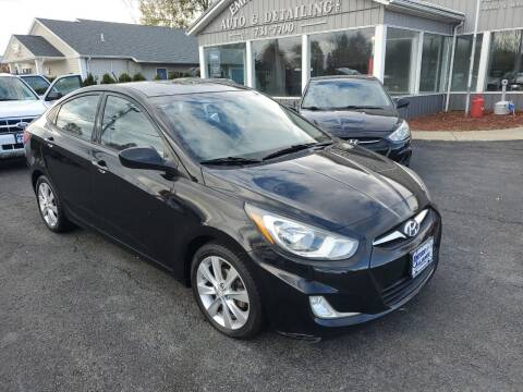 2012 Hyundai Accent for sale at Empire Alliance Inc. in West Coxsackie NY