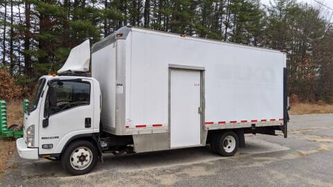 2012 Isuzu W4500 for sale at Jons Route 114 Auto Sales in New Boston NH