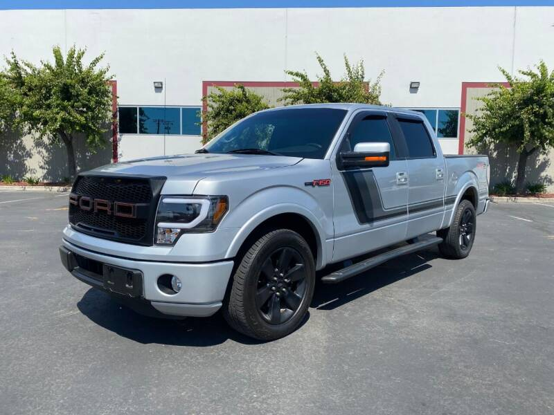 2014 Ford F-150 for sale at Ideal Autosales in El Cajon CA