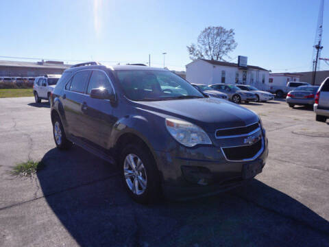 2011 Chevrolet Equinox for sale at BLUE RIBBON MOTORS in Baton Rouge LA