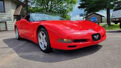 1999 Chevrolet Corvette for sale at Shores Auto in Lakeland Shores MN