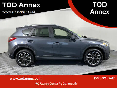 2016 Mazda CX-5 for sale at TOD Annex in North Dartmouth MA