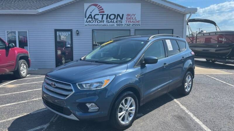 2018 Ford Escape for sale at Action Motor Sales in Gaylord MI