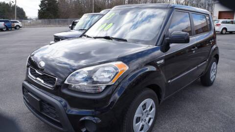 2013 Kia Soul for sale at G & R Auto Sales in Charlestown IN
