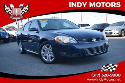 2010 Chevrolet Impala for sale at Indy Motors Inc in Indianapolis IN