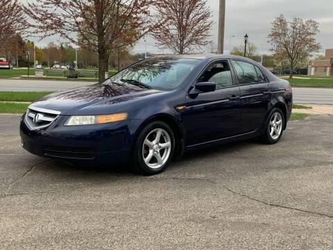2004 Acura TL for sale at Silverline Motors in Grand Rapids MI