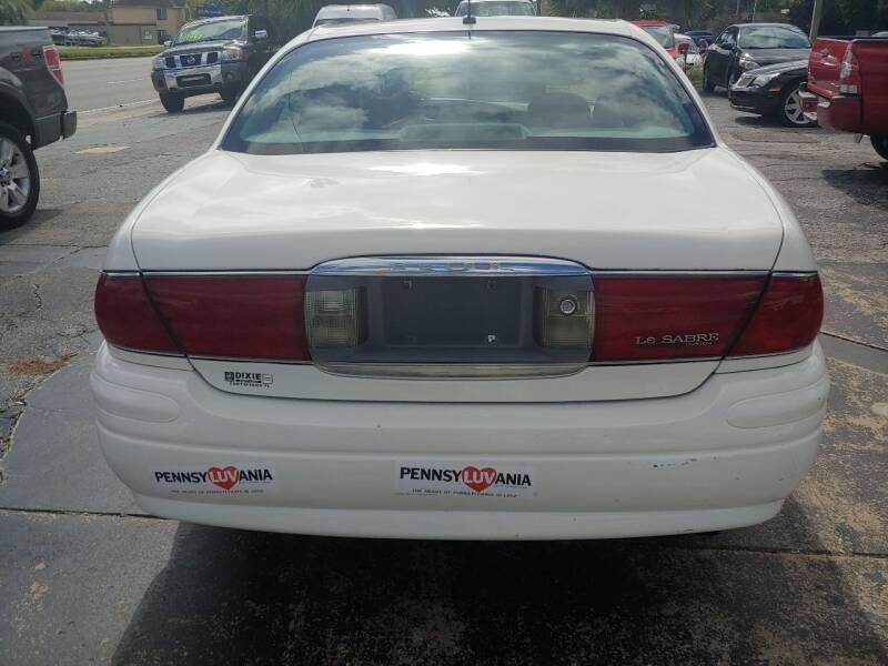 2005 Buick LeSabre Custom 4dr Sedan - Largo FL
