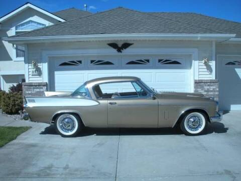 1957 Studebaker Golden Hawk for sale at Haggle Me Classics in Hobart IN