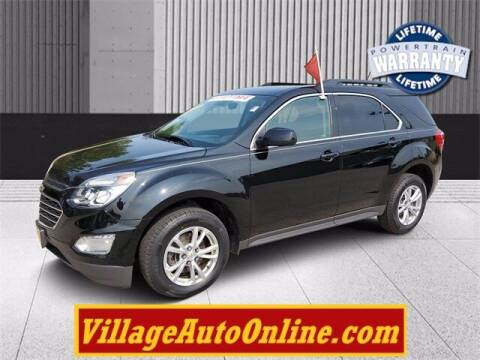 2016 Chevrolet Equinox for sale at Village Auto in Green Bay WI