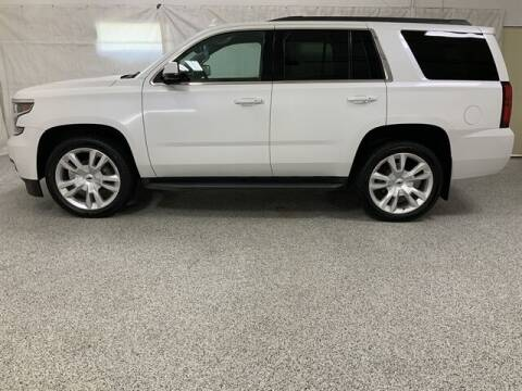 2016 Chevrolet Tahoe for sale at Brothers Auto Sales in Sioux Falls SD