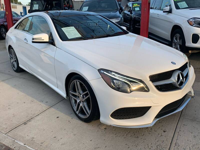 2017 Mercedes-Benz E-Class for sale at LIBERTY AUTOLAND INC - LIBERTY AUTOLAND II INC in Queens Villiage NY