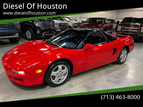 1992 Acura NSX for sale at Diesel Of Houston in Houston TX