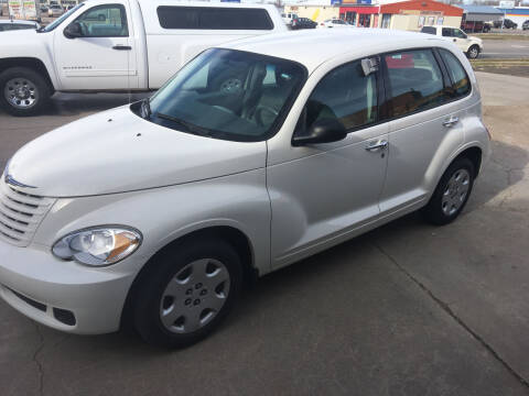 2008 Chrysler PT Cruiser for sale at Bramble's Auto Sales in Hastings NE