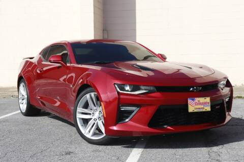 2016 Chevrolet Camaro for sale at El Compadre Trucks in Doraville GA