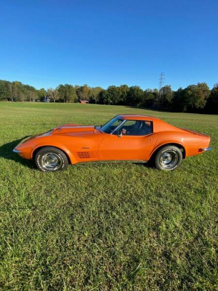 1972 Chevrolet Corvette for sale at Lister Motorsports in Troutman NC