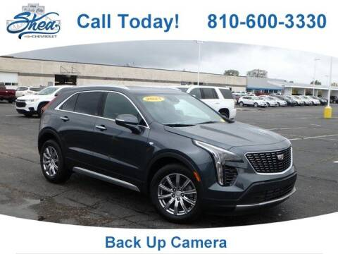2021 Cadillac XT4 for sale at Erick's Used Car Factory in Flint MI