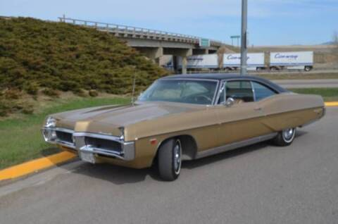 1967 Pontiac Bonneville for sale at Haggle Me Classics in Hobart IN