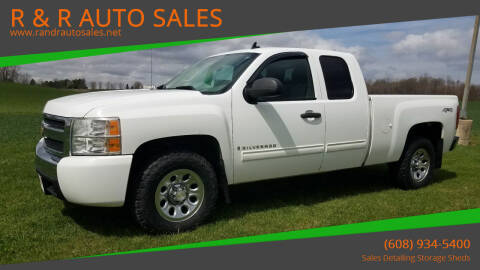2007 Chevrolet Silverado 1500 for sale at R & R AUTO SALES in Juda WI