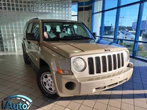 2009 Jeep Patriot for sale at iAuto in Cincinnati OH