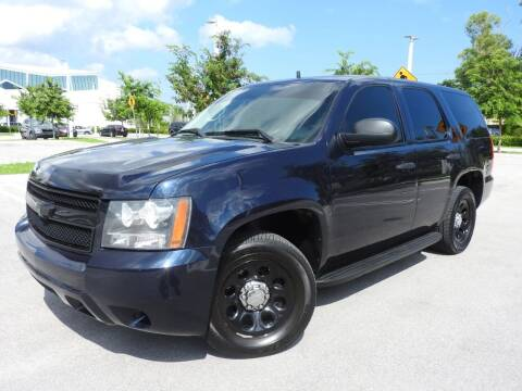2010 Chevrolet Tahoe for sale at Winners Autosport in Pompano Beach FL