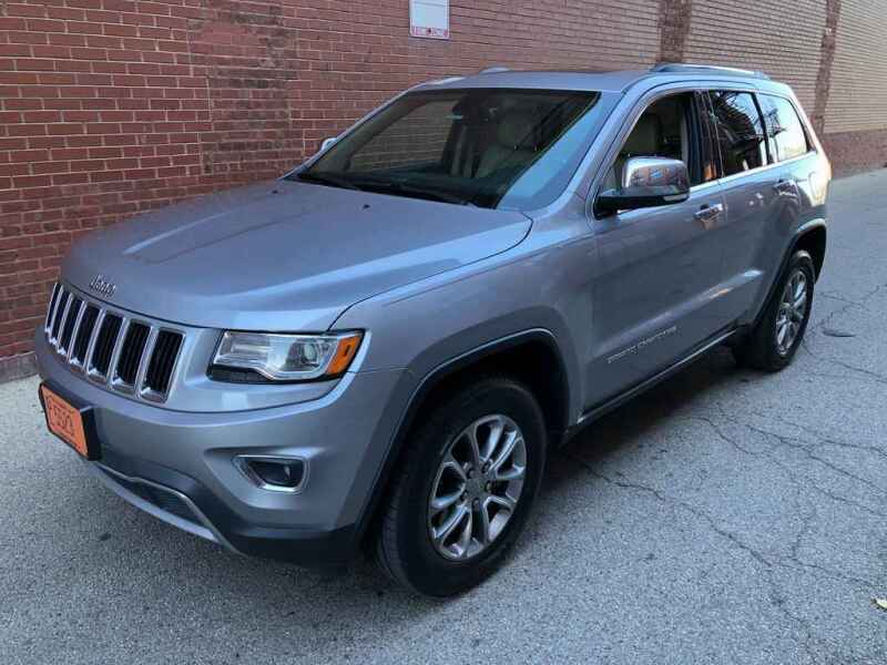 2015 Jeep Grand Cherokee for sale at QUALITY AUTO SALES INC in Chicago IL