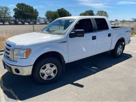 2011 Ford F-150 for sale at Car Deal Auto Sales in Sacramento CA