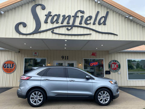 2020 Ford Edge for sale at Stanfield Auto Sales in Greenfield IN