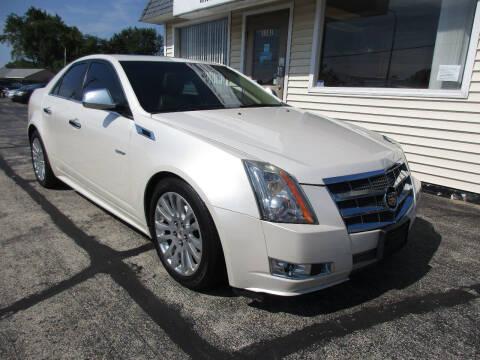2011 Cadillac CTS for sale at U C AUTO in Urbana IL
