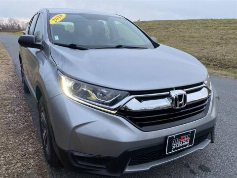 2018 Honda CR-V for sale at Mr. Car City in Brentwood MD