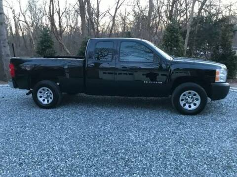 2010 Chevrolet Silverado 1500 for sale at BORGES AUTO CENTER, INC. in Taunton MA