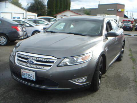 2012 Ford Taurus for sale at Sound Auto Land LLC in Auburn WA