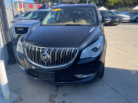 2014 Buick Enclave for sale at Matthew's Stop & Look Auto Sales in Detroit MI