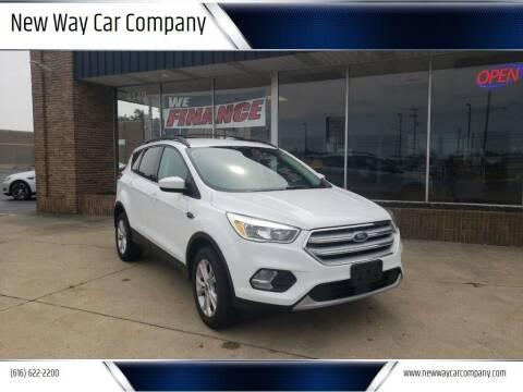 2018 Ford Escape for sale at New Way Car Company in Grand Rapids MI