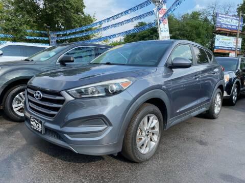 2016 Hyundai Tucson for sale at WOLF'S ELITE AUTOS in Wilmington DE
