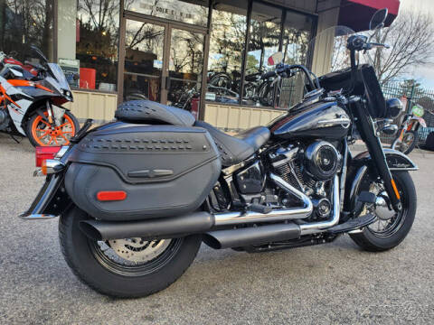2018 Harley-Davidson® Softail Heritage Classic FLHC for sale at ROUTE 3A MOTORS INC in North Chelmsford MA